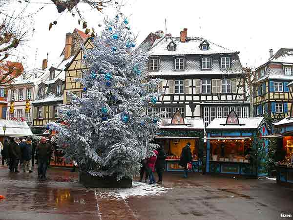 Alsace Christmas markets in France